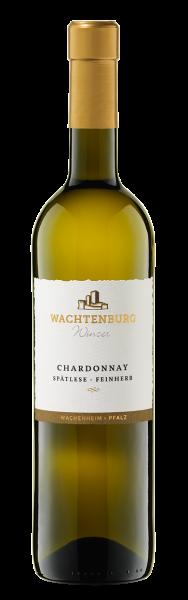 Chardonnay Spätlese feinherb Wachenheimer Schenkenböhl