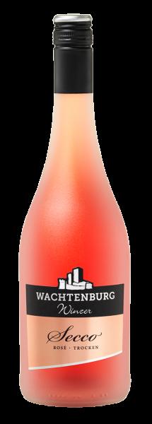 Secco Rosé trocken Wachtenburg