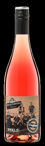 """""""Crafted"""" Rosé trocken"""