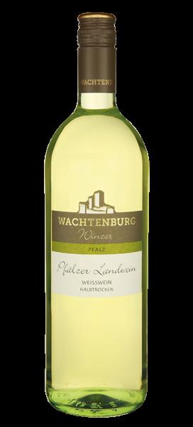 Pfälzer Landwein Weisswein halbtrocken