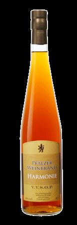 Pfälzer Weinbrand - Harmonie VVSOP aus Pfälzer Weinen