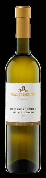 Weissburgunder Premium Wachtenburg Spätlese trocken